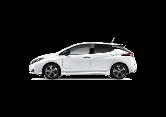 Spar 48.000,- på Nissan Leaf!